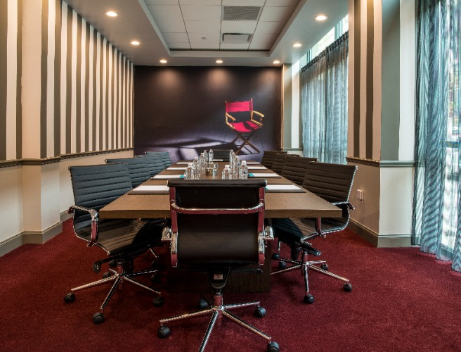 Photo of Encore Executive Boardroom