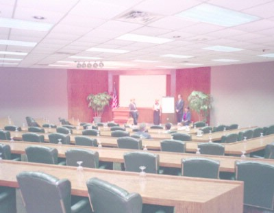 Photo of Finley Lecture Hall