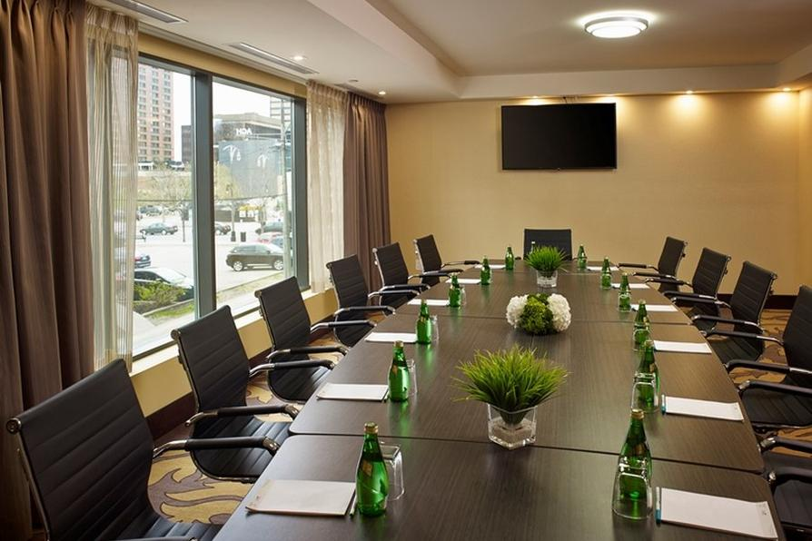 Photo of Kirkendall Boardroom