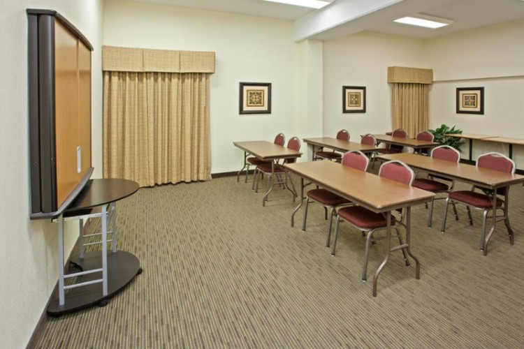 Photo of Hospitality Room
