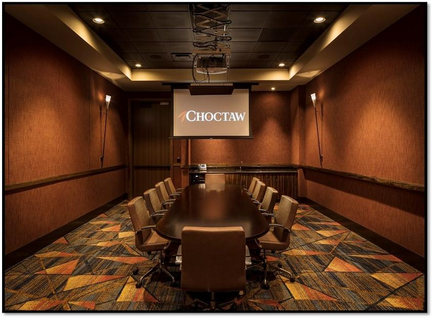 Photo of Cypress Boardroom