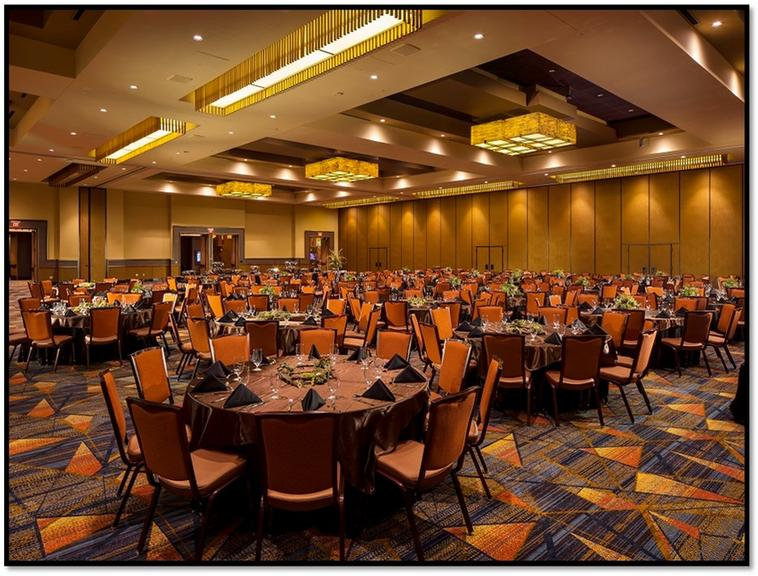 Photo of Magnolia Grand Ballroom