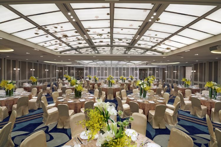 Mandarin Ballroom Meeting Space Thumbnail 1