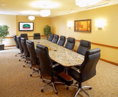 Photo of Foundation Boardroom
