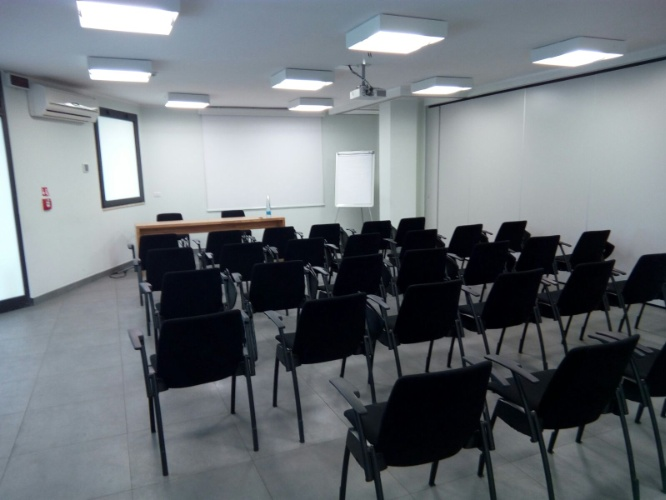 Gran Sasso Meeting Space Thumbnail 1