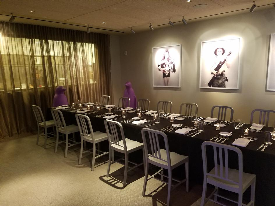 Photo of Private Dining Room