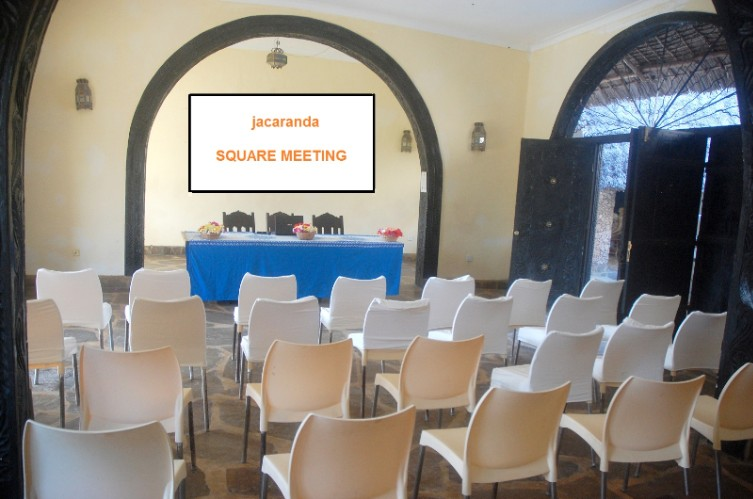 SQUARE MEETING ROOM Meeting Space Thumbnail 1