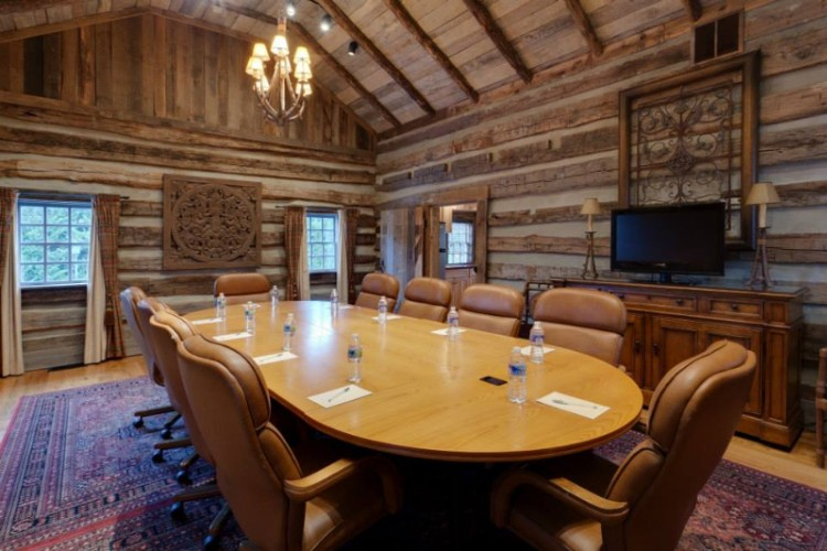 Photo of Historic Cabin (Business Meeting)