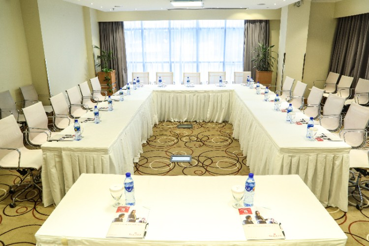 Photo of Gibe Meeting Room