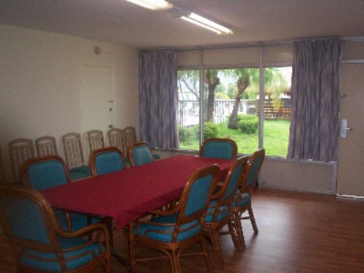 Photo of Hospitality/Board Room