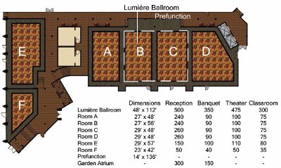 Photo of Lumiere Ballroom