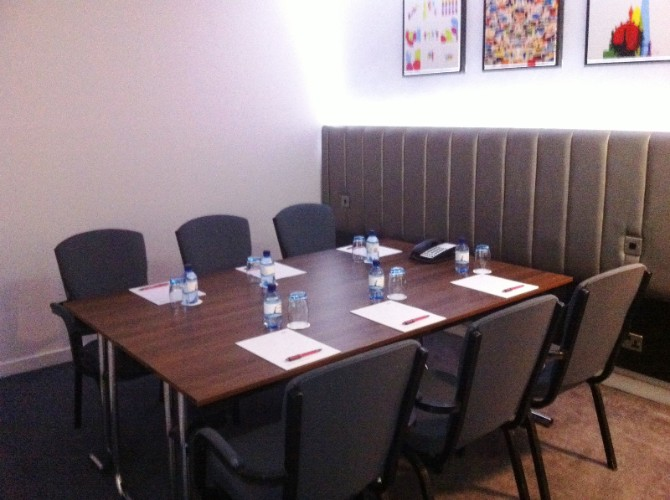 Photo of Syndicate Conference Room