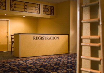 Photo of Registration Desk