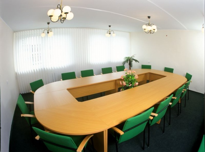Photo of 5th floor conference hall