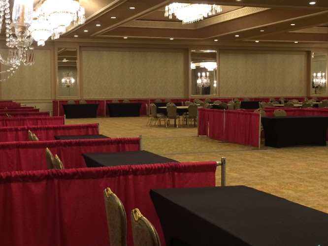 Salon Ballroom Meeting Space Thumbnail 2