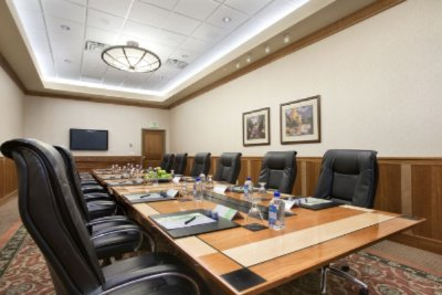 Photo of Granite Board Room