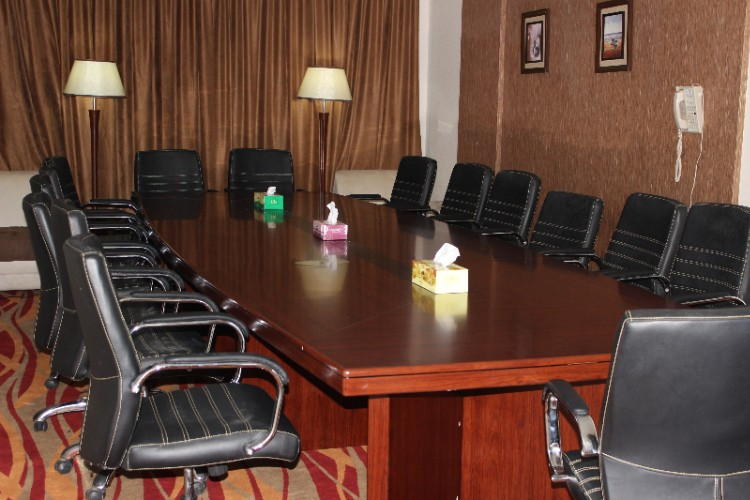 Photo of Business Conference Room