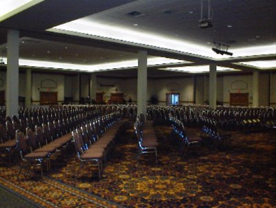 Photo of Sandhills Convention Center Ballroom