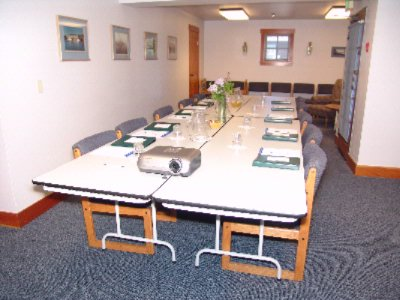 Photo of Dunlap Board room