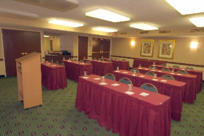 Photo of Meeting Room A and Meeting Room B
