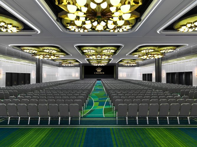 Crown Ballroom Meeting Space Thumbnail 3
