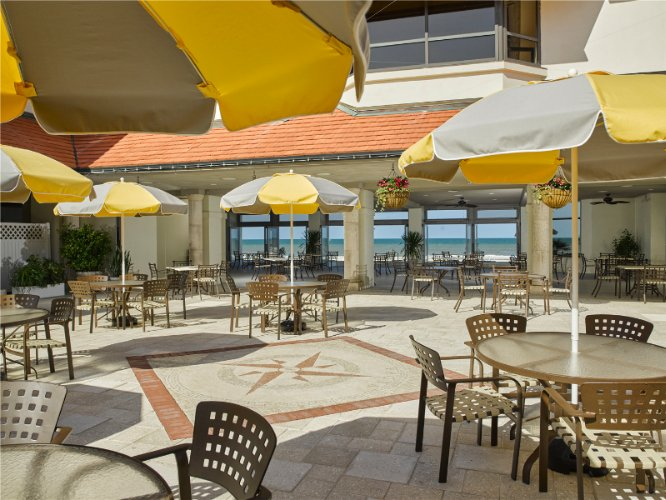 Photo of Ponte Vedra Inn & Club Surf Club Patio