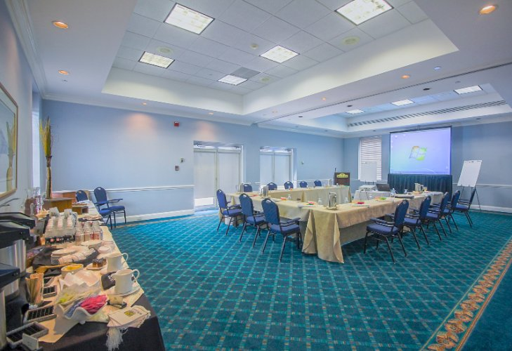 Ponte Vedra Inn & Club Tarpon 2 Meeting Space Thumbnail 1