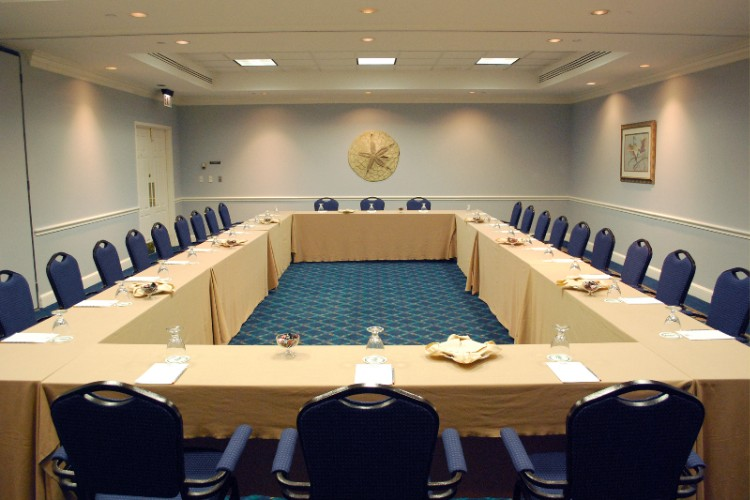 Ponte Vedra Inn & Club Silver Sand Dollar 1 Meeting Space Thumbnail 2