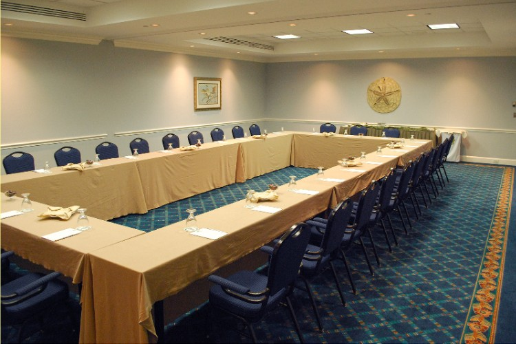 Ponte Vedra Inn & Club Silver Sand Dollar 2 Meeting Space Thumbnail 1