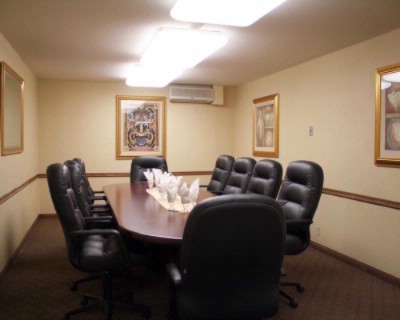 Photo of Sierra Board Room