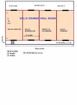 VALLE GRANDE HALL ROOM Meeting Space Thumbnail 1