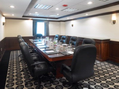Photo of Burnham Boardroom