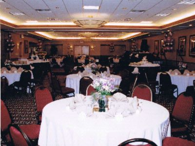 Photo of Chancellor Ballroom