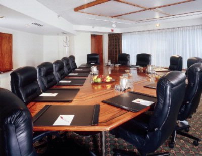 Photo of Oak Boardroom