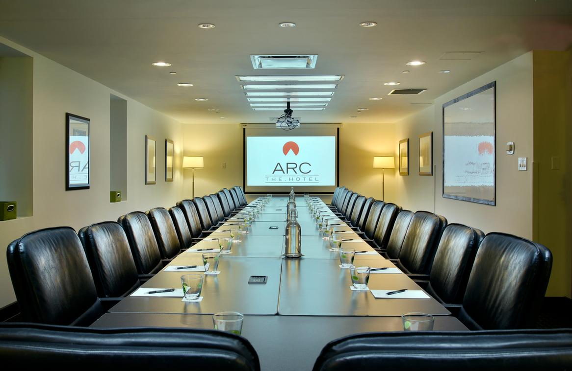 Photo of O'Connor Boardroom