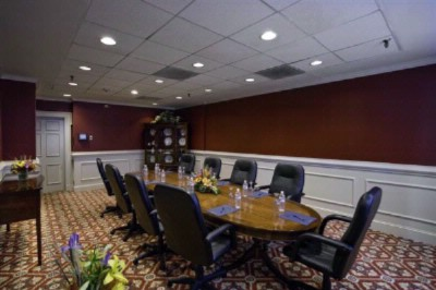 Photo of The Jefferson Suite Board Room