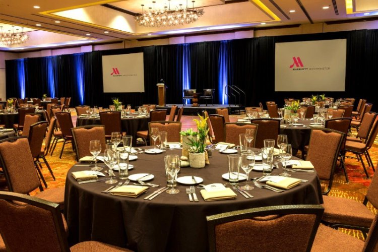 Photo of Marriott Ballroom