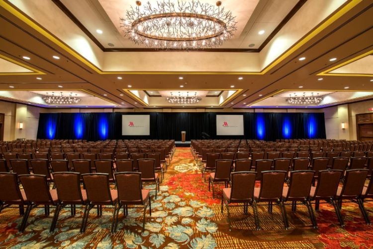 Marriott Ballroom Meeting Space Thumbnail 2
