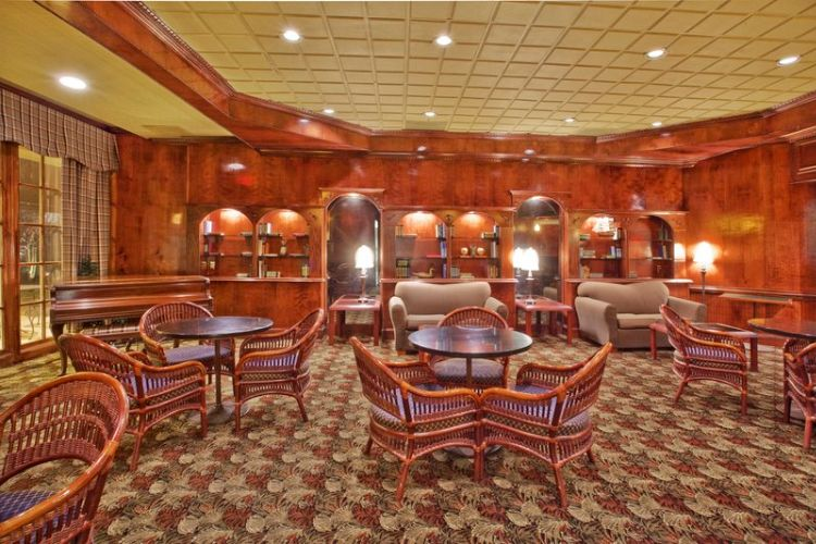 Photo of Library Lounge