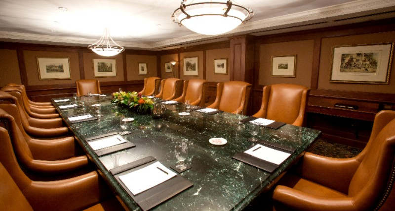 Photo of Woodward Boardroom