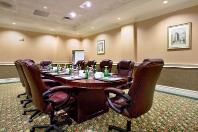 Photo of San Jose Boardroom