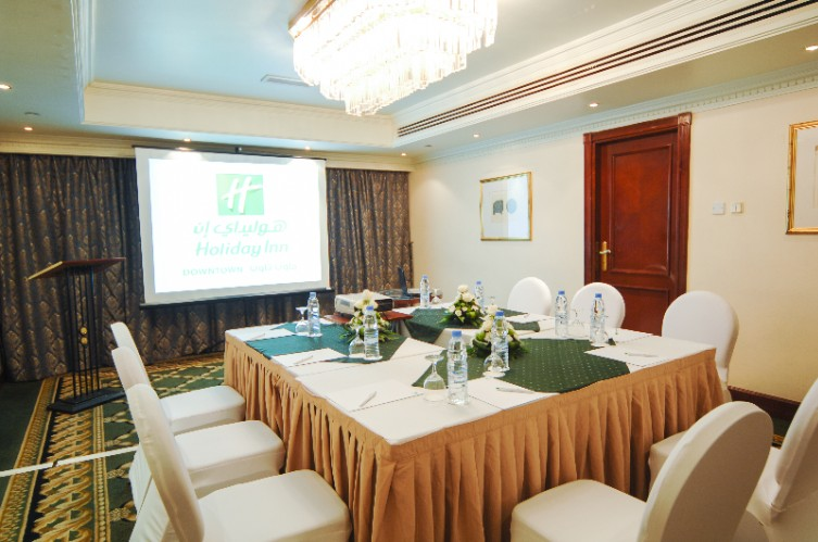 Al Riqqa 1, 2 Meeting Space Thumbnail 1