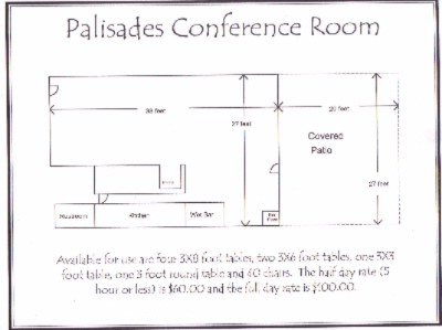 Photo of Palisades Conference Room