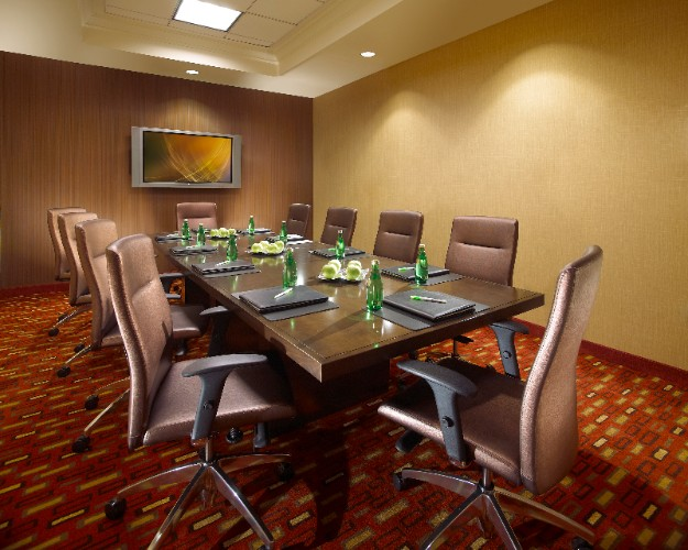 Photo of Strategy Board Room