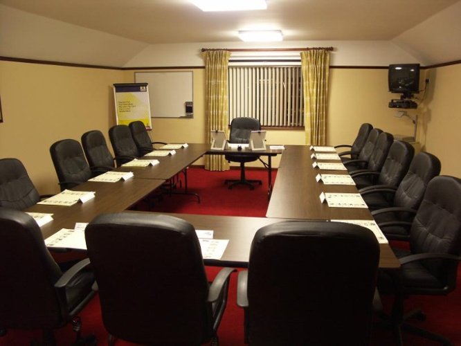 Photo of Conference Rooms 2 & 3