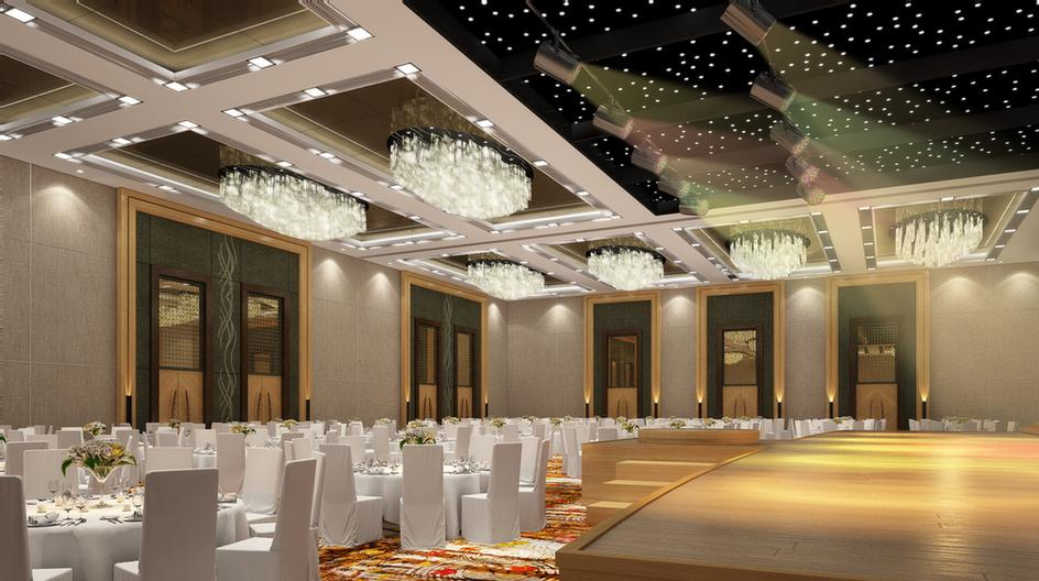 Ballroom 1 Meeting Space Thumbnail 3
