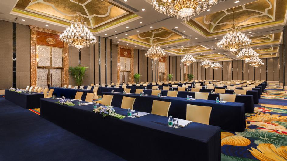 Global Ballroom Meeting Space Thumbnail 1