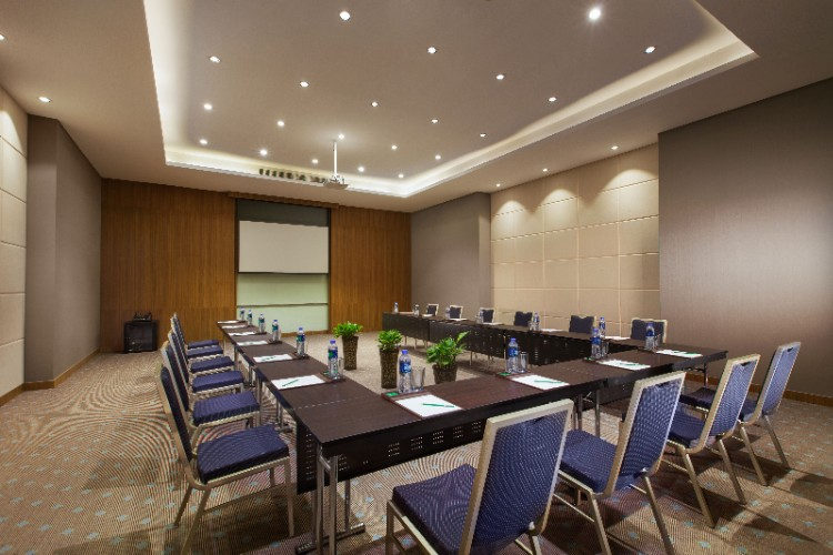Photo of Longyan meeting room