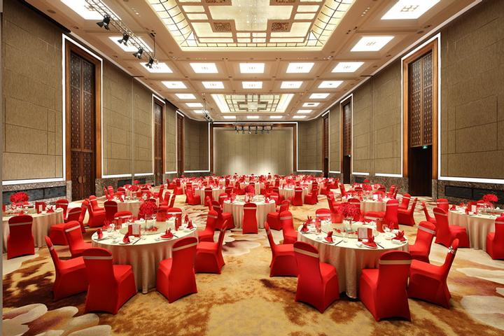 HUACAI Grand Ballroom Meeting Space Thumbnail 1
