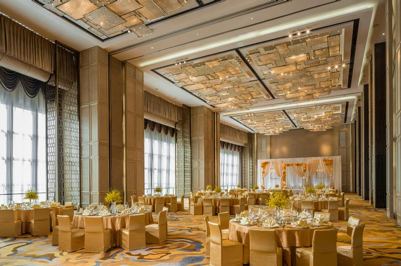 InterContinental Ballroom Meeting Space Thumbnail 1